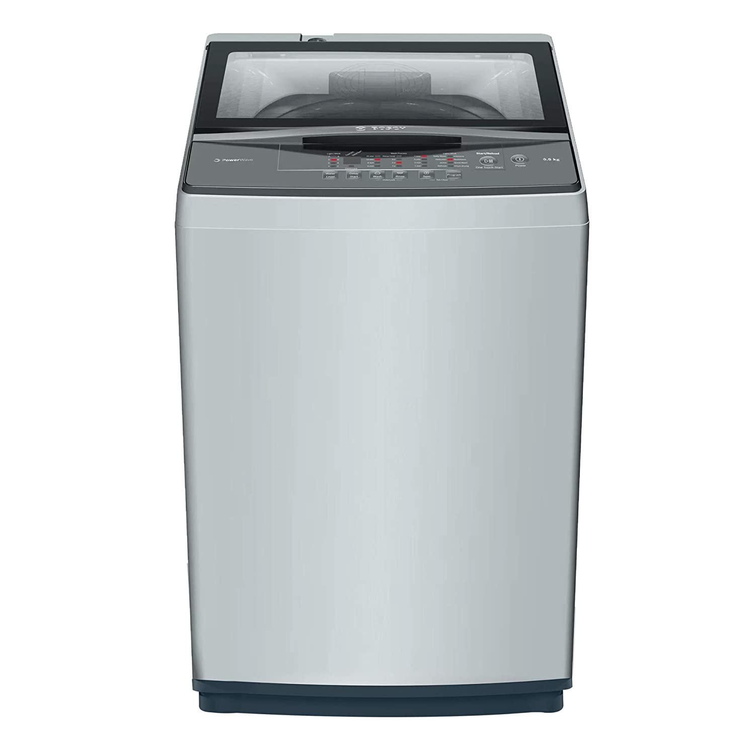 Bosch Fully Automatic Top Loading Washing Machine-6.5kg