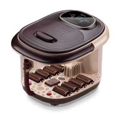 Lifelong foot spa massager machine with rollers
