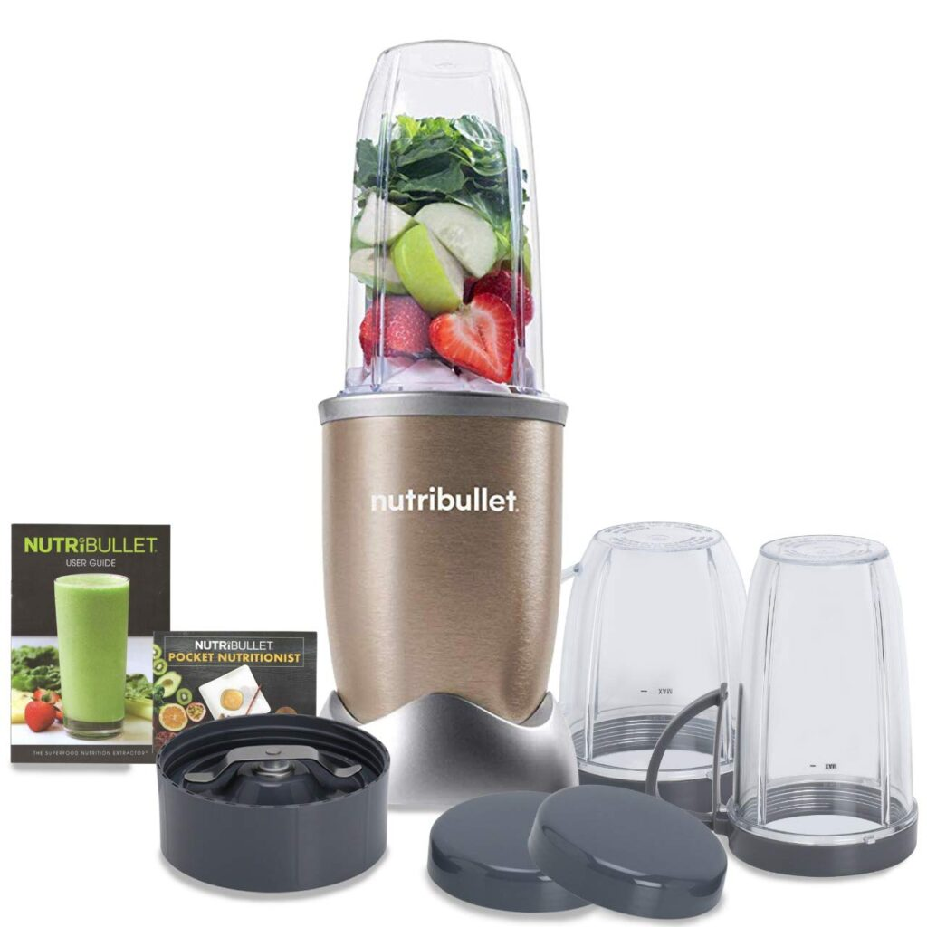 Nutribuller smoothie maker
