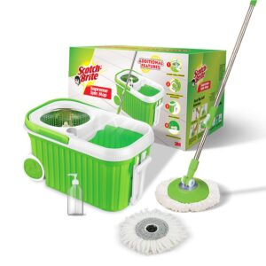 Read more about the article Best 360 magic Spin Mop with Bucket