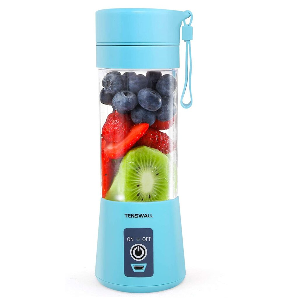 Tenswall Portable USB Rechargeable electric Blender