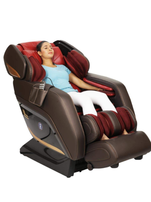 Best 3D Massage Chair for Back Pain Relief India 2021