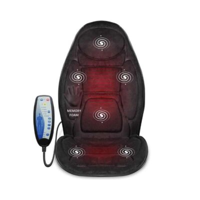 Best Neck and Back Massager Pad for Office Chair USA 2021