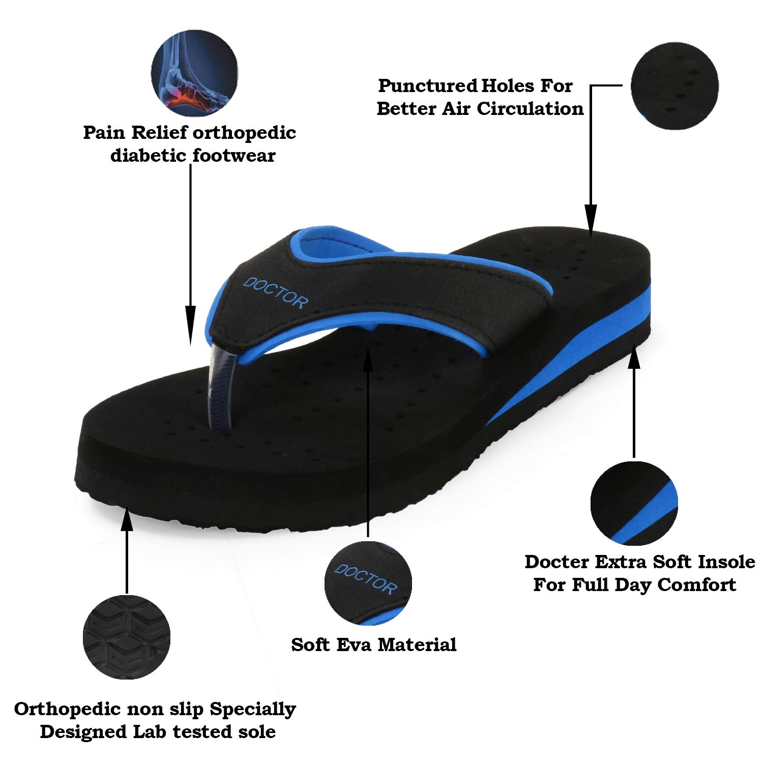 5 best medicated slippers for heel pain india 2021